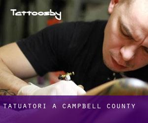 Tatuatori a Campbell County