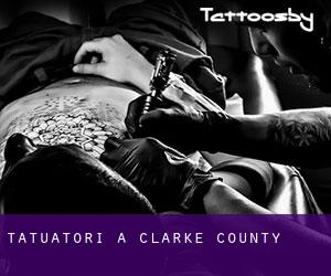 Tatuatori a Clarke County