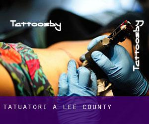 Tatuatori a Lee County