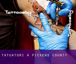 Tatuatori a Pickens County