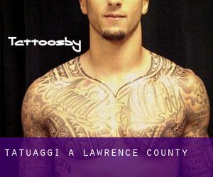 tatuaggi a Lawrence County