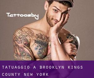 tatuaggio a Brooklyn (Kings County, New York)